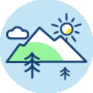 Serene Environment Icon